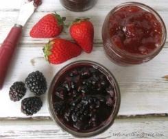 Healthy Fruit Jam