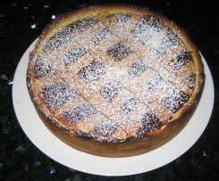 Betty's Baked Cheesecake