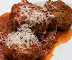 Clone of Italian Meatballs with Sauce