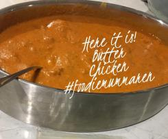 Foodie Mumma Ren's Butter Chicken
