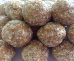 Alison's Ginger Nut Apricot AmazeBalls