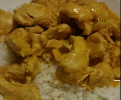 Rick's Favourite Curried Chicken