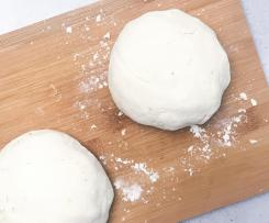 Simple Gluten Free Pizza Bases