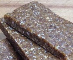 3 Ingredient No Bake Pineapple and Cocount Bars