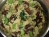 Chorizo and Broad Bean Risotto