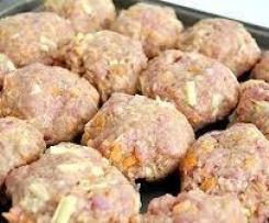 Shonna's Rissoles/Patties