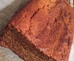Gut Friendly Banana, Carrot and Coconut Loaf