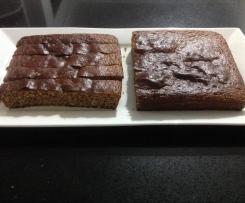 Banana Bread (Sugar free & gluten free)