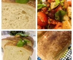 Italian Semolina Bread