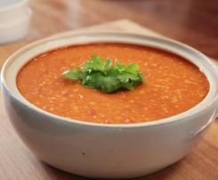 Emergency Lentil Soup