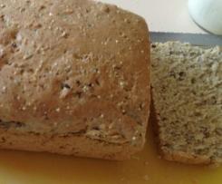 Quinoa, sunflower & LSA Bread
