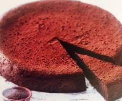 Ultimate Chocolate Dessert Cake