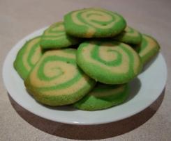 Spiral cookies