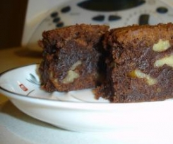 Dimona's chocolate brownies