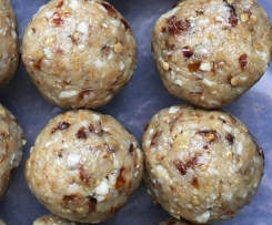 Macadamia Lemon Bliss Balls