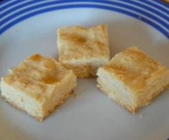 So Simple Apricot Slice