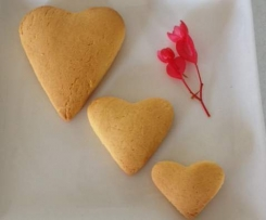 """Love You"" Cookies"
