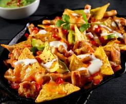 Veg Nachos Recipe