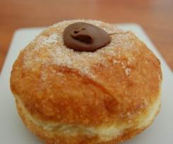 Jam/Nutella Doughnuts