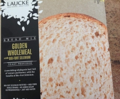 Wholemeal bread Laucke bread mix