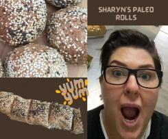 Sharyn's Paleo Rolls