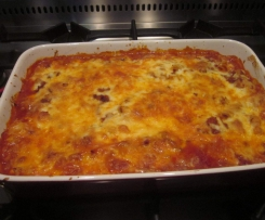 Family Favourite Pasta Bake