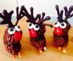 Crackle Brothers reindeers