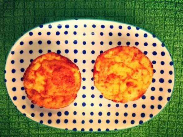 cheese and bacon muffins by anita thermo cook. A Thermomix <sup ...