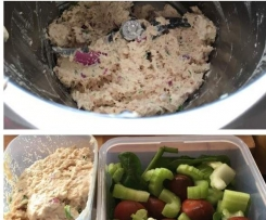 Kimchi Tuna Spread