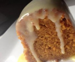 Sweet Potato Caramel Mud Cake