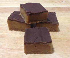 Caramel Slice (Gluten, Dairy and Refined Sugar Free)
