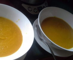 Clone of Quick and Easy Pumpkin Soup