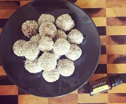 Lemon Detox Bliss Balls