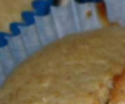 Dairy Free Vanilla Coconut Muffins
