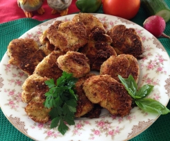 Chicken Kroketten