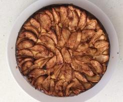 Easy Baked Apple Cheesecake