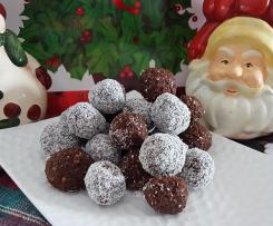 Anna's Cherry Ripe Bliss Balls