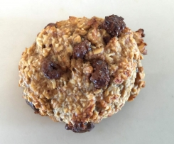 Oatmeal Choc Chip Breakfast Cookie