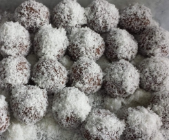Mum's Chocolate Truffles