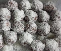 Mum's Chocolate Truffles