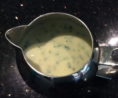 Edmonds Parsley Sauce