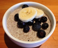 Chia and Cashew Breakfast Pudding