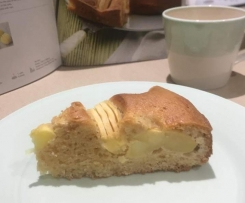 Apple Cake (Dairy Free)