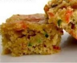 Carrot & Zuchini Bars