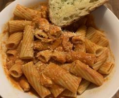 Genovese pasta