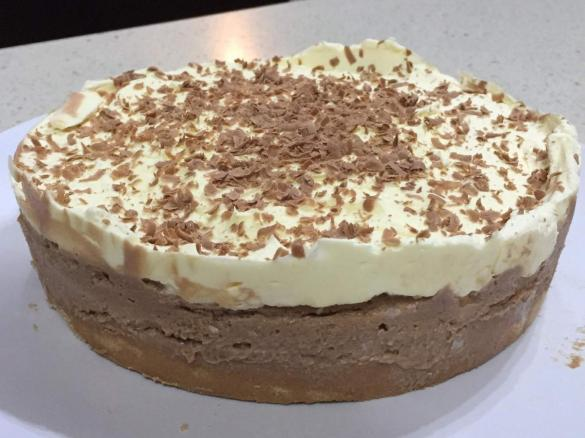 Chocolate Bavarian by Jodiemcdonald. A Thermomix ® recipe ...
