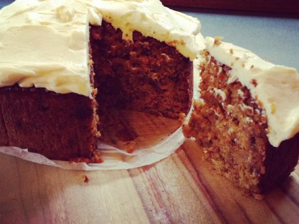 Carrot Cake Cream Cheese Icing Thermomix
