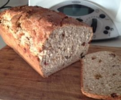 Oat and Raisin Bread