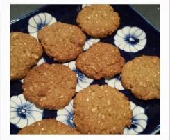 Chewy Oat, Pepita & LSA Cookies