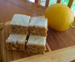 Mum's Ginger Lemon Slice